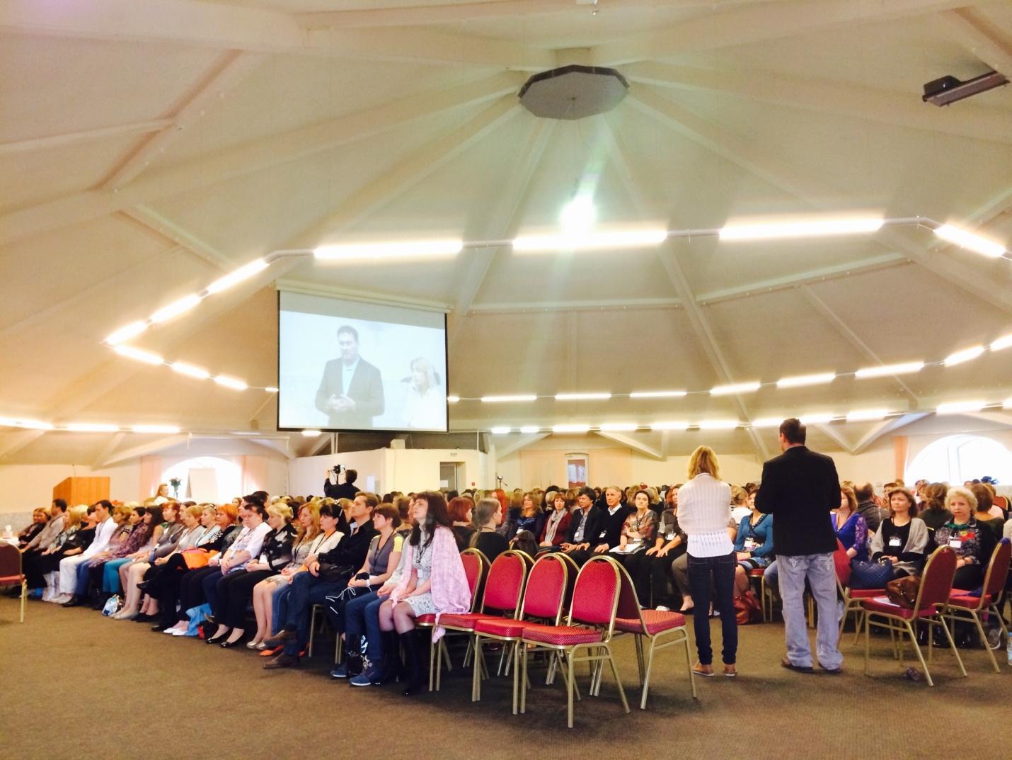 Instruktoriu seminaras, Sankt Peterburgas 2014 rugsėjis